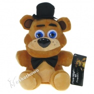 Five Nights at Freddy\'s - maskotka - Freddy Fazbear 24cm