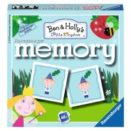 Gra Memory Mini: Ben i Holly 213771