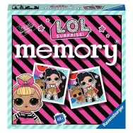 Gra Memory Mini: L.O.L Surprise! (205561)