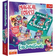 Gra Planszowa: Enchantimals - Magical Forest