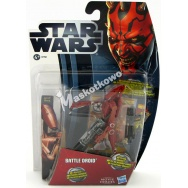 Gwiezdne Wojny - Star Wars - Movie Heroes - FIGURKA BATTLE DROID