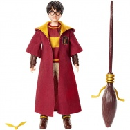 Harry Potter - lalka Harry Potter w stroju do gry w Quidditch'a GDJ70
