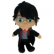 Harry Potter - maskotka Harry Potter w stroju ucznia Hogwartu 33cm (18690)