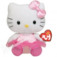 Hello Kitty (TY) - Balerina 15cm
