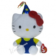 Hello Kitty (TY) - Kitty urodzinowa 15cm