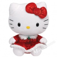 Hello Kitty (TY) - Śnieżynka - 15cm
