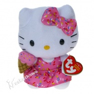 Hello Kitty (TY) - Z Lodami - 15cm