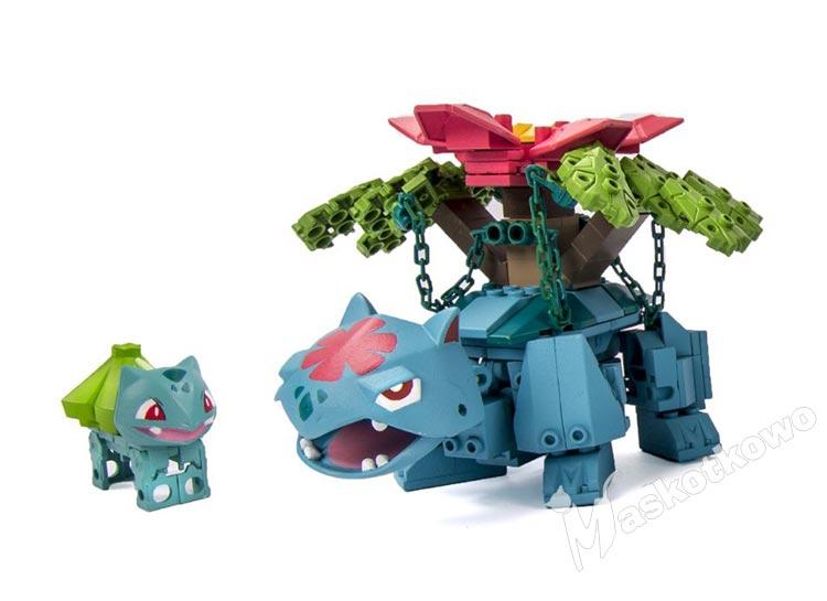 Klocki Ionix Pokemon Mega Venusaur 33001 Maskotkowopl