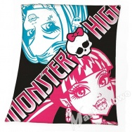 Koc polarowy Monster High 9586