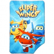 Koc polarowy Super Wings 243183