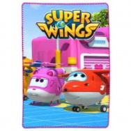 Koc polarowy Super Wings 243176