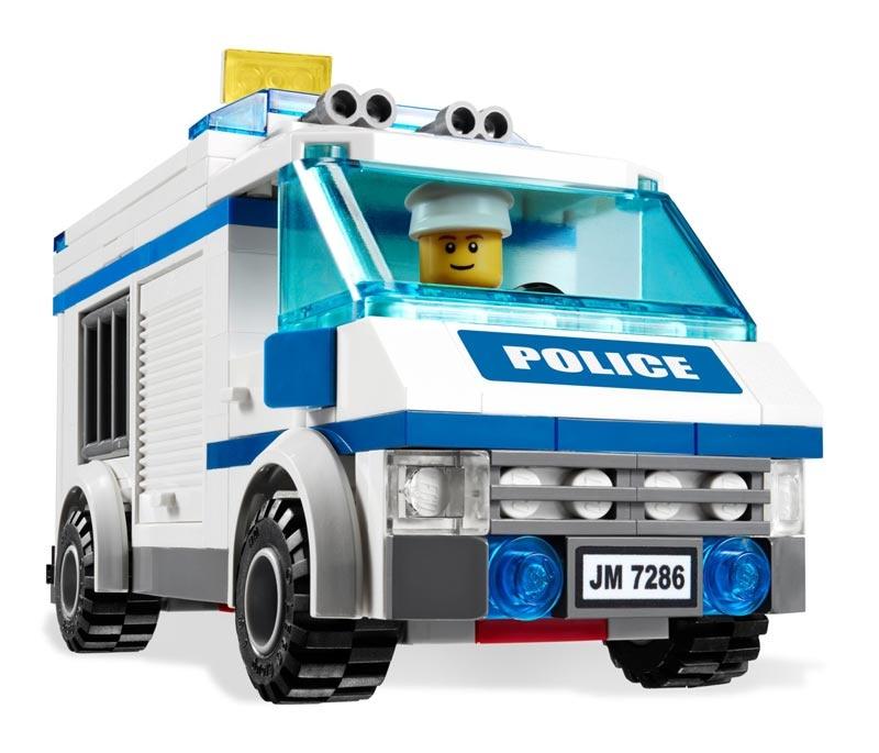 Lego City 7286 Konwój Maskotkowopl