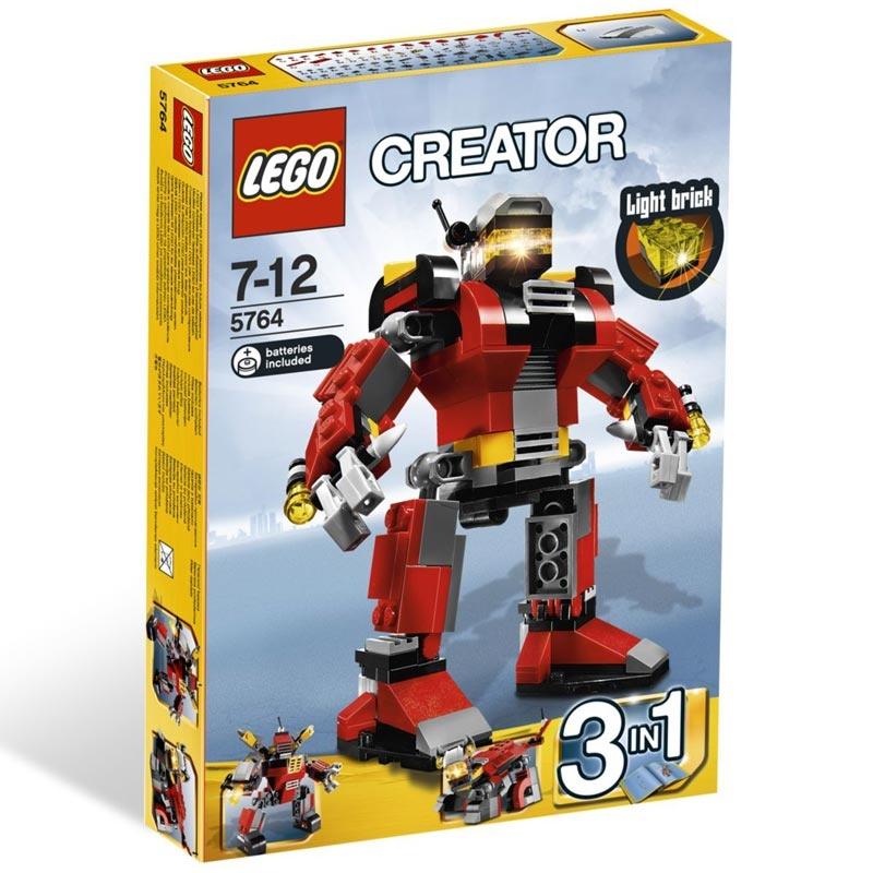 Lego Creator 5764 Robot Ratunkowy