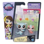 Littlest Pet Shop - figurki 2pak - B3548 Holden Mustel i Adalyn Mustel