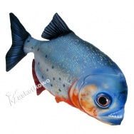 Maskotka Poducha: Tropical Fish: Ryba Pirania 45cm (175433)