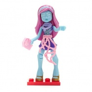 Mega Bloks - Monster High - figurka/mini laleczka s.3 - Kiyomi Haunterly