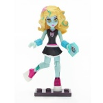 Mega Bloks - Monster High - figurka/mini laleczka s.3 - Lagoona Blue