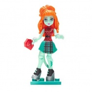 Mega Bloks - Monster High - figurka/mini laleczka s.3 - Lorna McNessie