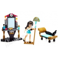 Mega Bloks - Monster High - Egipska komnata Cleo de Nile - CNF79