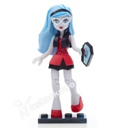 Mega Bloks - Monster High - figurka/mini laleczka - Ghoulia Yelps