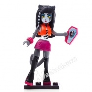Mega Bloks - Monster High - figurka/mini laleczka - Purrsephone