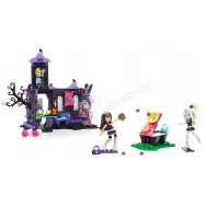 Mega Bloks - Monster High - Build and Connect - Upiorna Stołówka DKT93