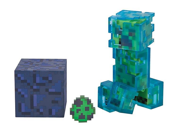 Minecraft Figurka Creeper Naładowany Maskotkowopl