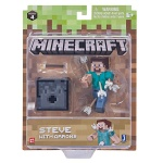 Minecraft: Figurka Steve i strzały (Steve with Arrows)