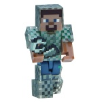 Minecraft: Figurka Steve w kolczudze (Stevie with Chain Armor)