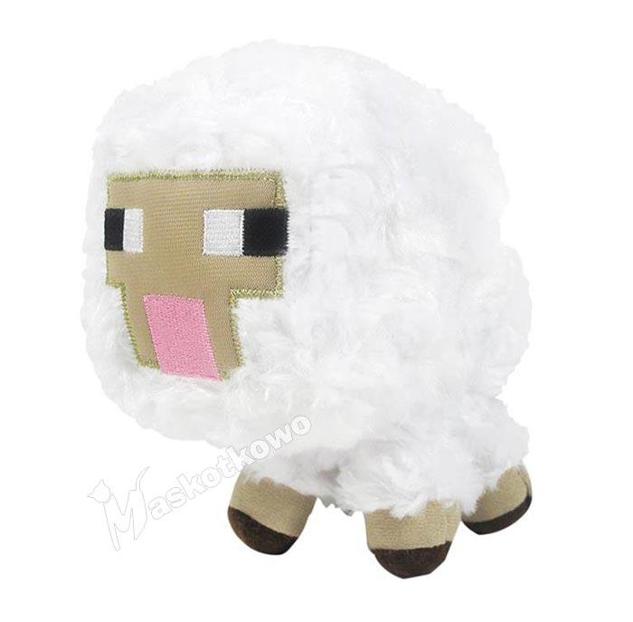 minecraft  maskotka owieczka    maskotkowo pl