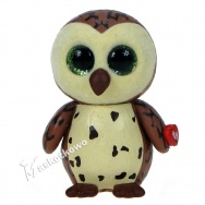 Mini Boos Collectibles - seria 1- figurka do kolekcjonowania - sowa SAMMY
