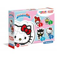 Moje pierwsze puzzle (My First Puzzles) 4w1 - Hello Kitty (20818)