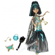 Monster High - Upiorne Halloween - Cleo de Nile