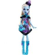 Monster High - Upiorne Party - lalka do stylizacji: Abbey Bominable FDF12