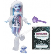 Monster High - Upiorni Uczniowie: Abbey Bominable