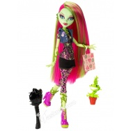 Monster High - Upiorni Uczniowie: Venus McFlytrap