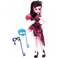 Monster High - Witamy w Monster High - lalka Draculaura