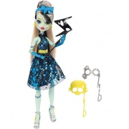 Monster High - Witamy w Monster High - lalka Frankie Stein