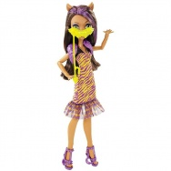 Monster High - Witamy w Monster High - lalka Clawdeen Wolf