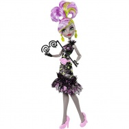Monster High - Witamy w Monster High - lalka Moanica D\'Kay