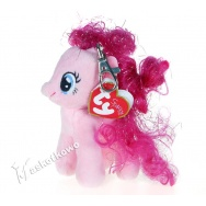 My Little Pony - TY - Breloczek - Pinkie Pie