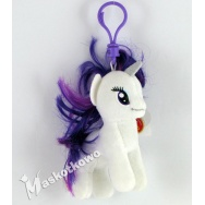 My Little Pony - TY - Breloczek - Rarity