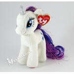 My Little Pony - TY - Maskotka Rarity - t1- 18cm