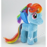 My Little Pony - TY - Maskotka Rainbow Dash - t1- 18cm