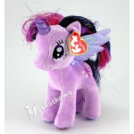 My Little Pony - TY - Maskotka Twilight Sparkle - t1- 18cm