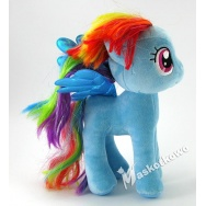 My Little Pony - TY - Maskotka Rainbow Dash - t2- 28cm