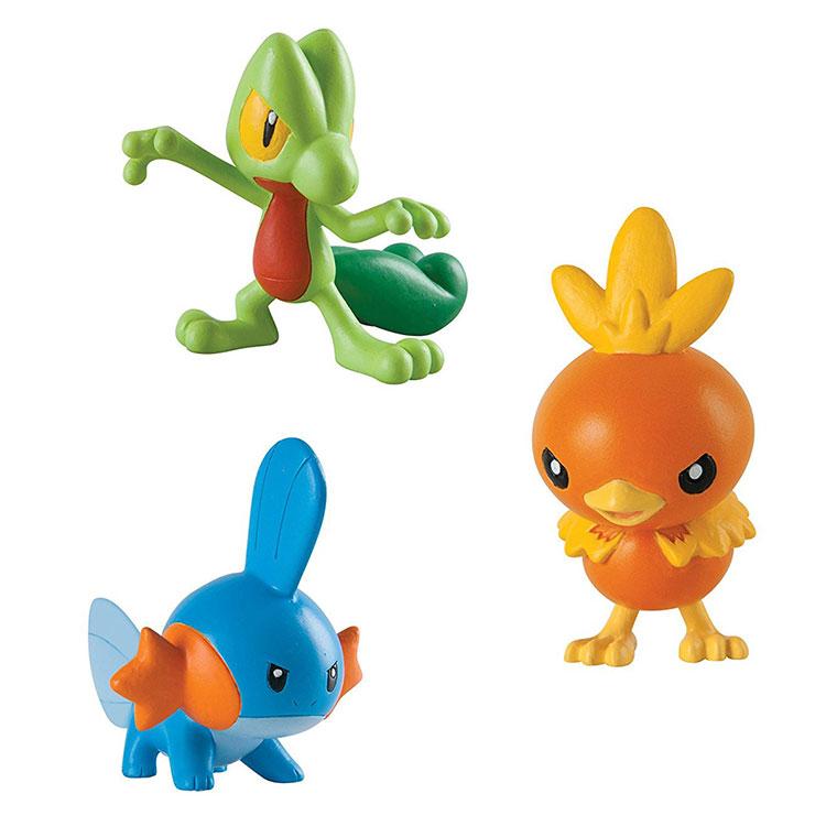 143a44ce43602 Pokemon Go - TOMY - komplet 3 figurek - T19043/T19040 :: Maskotkowo.pl