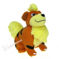Pokemon - TOMY - Growlithe 19cm T19356