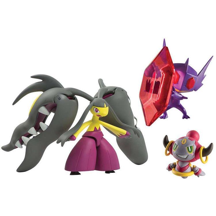 ec6a328a0c4a2 Pokemon - TOMY - komplet 3 figurek - T19146/T19165 :: Maskotkowo.pl