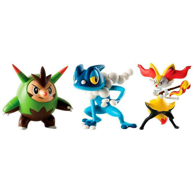 437414564e171 Pokemon - TOMY - komplet 3 figurek - T18840/T18524 :: Maskotkowo.pl
